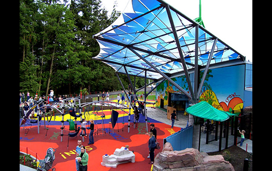 Point Defiance Zoo Aquarium Kids Zone Phases 1 2